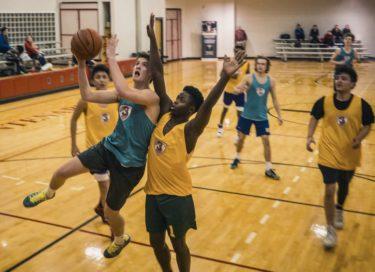 【バスケ】レイアップのやり方と練習方法【初心者向け】